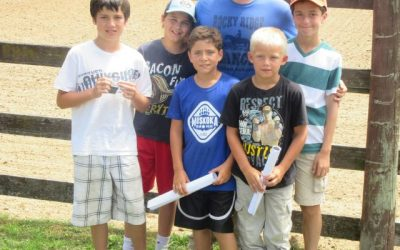 Memories of Summer Camp at RRR … by Jesse