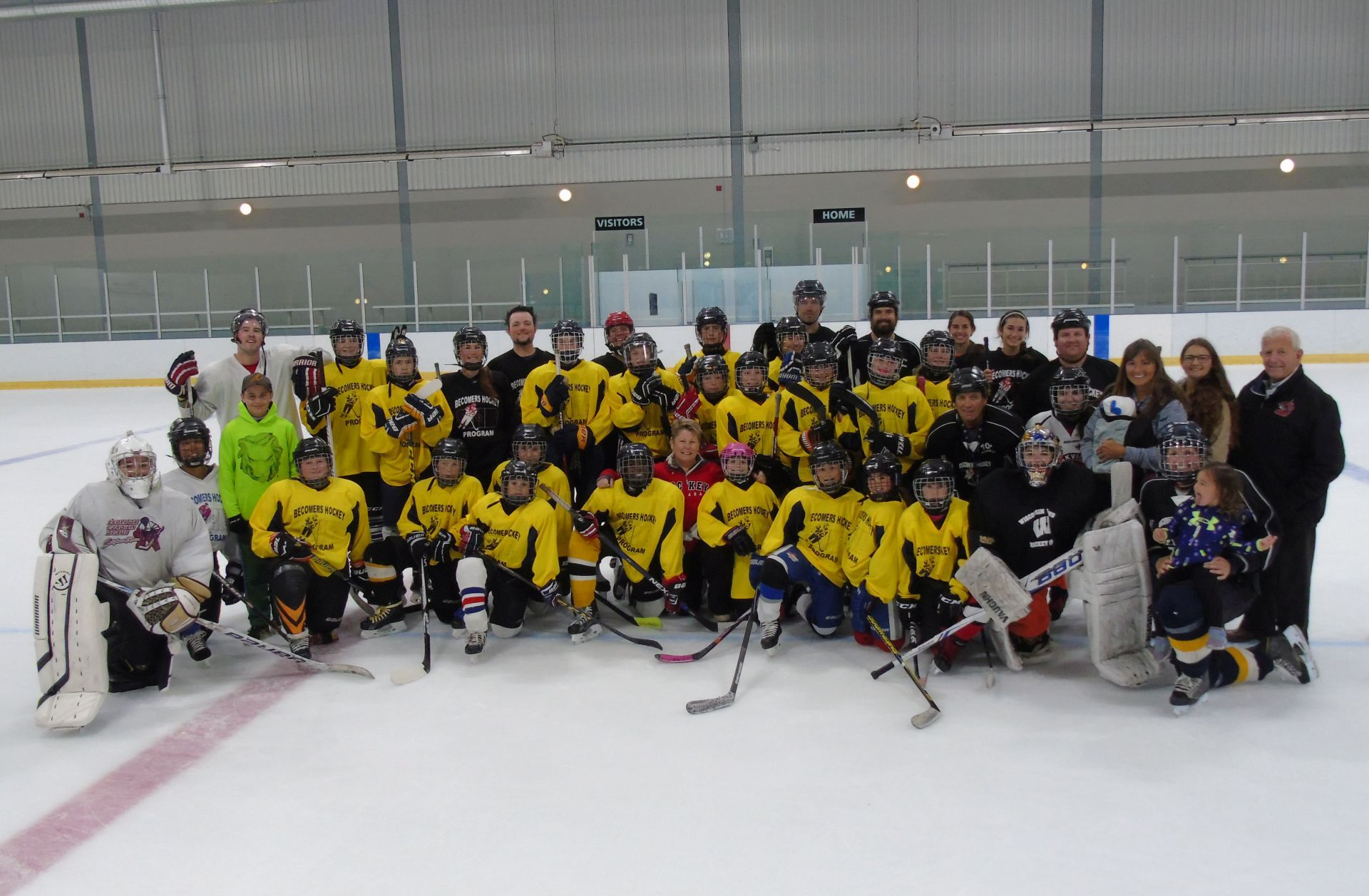 Hockey Group Pic