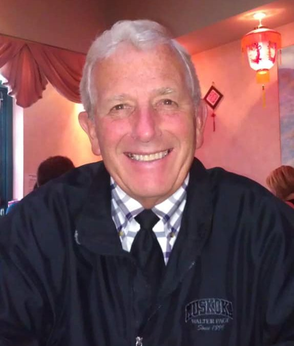 Obituary of Bruce Ross Chapman